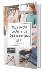 imagem de ebook Organização do Armário e Guia de Compras